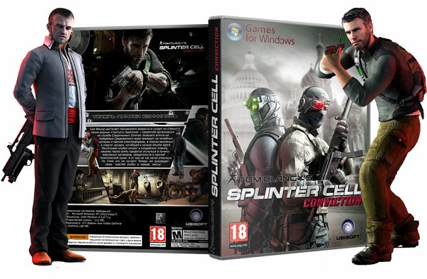 Tom Clancy's Splinter Cell: Conviction (2010) PC | Lossless RePack от R.G. Механики торрент