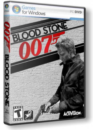 crack for james bond blood stone
