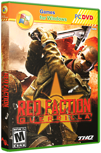 Red Faction: Guerrilla (2009) PC | Repack от R.G. Механики торрент