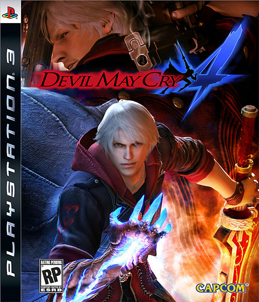 Devil May Cry 4 Collector's Edition (2008) PC | RePack от R.G. Механики торрент