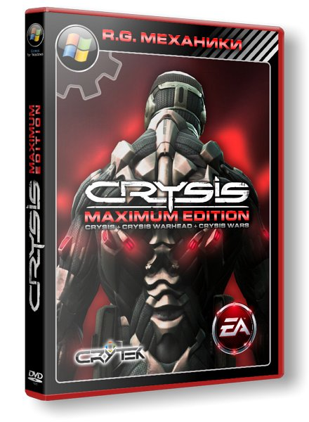 Crysis Maximum Edition (2009) PC | RePack от R.G. Механики торрент