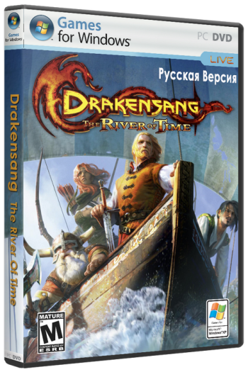 Drakensang: Река времени / Drakensang: The River Of Time (2010) PC | RePack от R.G. Механики торрент