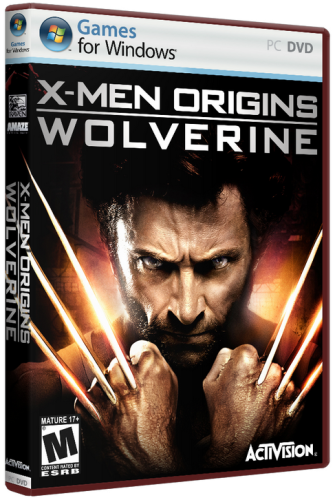 X-men Origins: Wolverine (2009) PC | Repack от R.G. Механики торрент