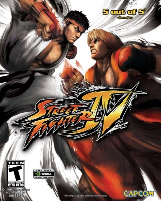 Street Fighter 4: Arcade Edition (2011) RePack от R.G. Механики торрент