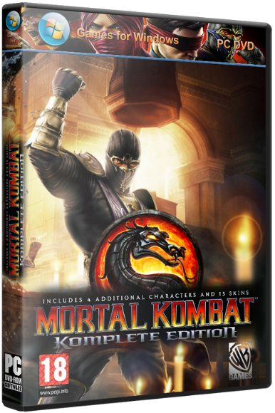 Mortal Kombat (2013) PC | RePack от R.G. Механики торрент