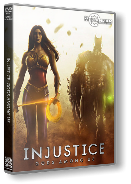 Injustice: Gods Among Us. Ultimate Edition (2013) PC | RePack от R.G. Механики торрент