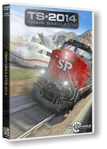 Train Simulator 2014: Steam Edition (2013) PC | RePack от R.G. Механики торрент