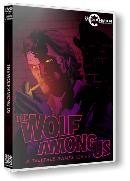 The Wolf Among Us - Episode 1 and 2 (2013) PC | RePack от R.G. Механики торрент