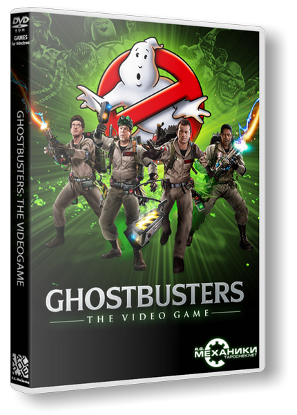 Ghostbusters: The Video Game (2009) PC | RePack от R.G. Механики торрент