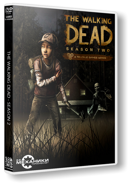 The Walking Dead: The Game. Season 2 - Episode 1 and 2 (2013) PC | RePack от R.G. Механики торрент