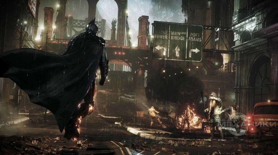Скачать игру бэтмен 2015 через торрент на пк на русском от механиков