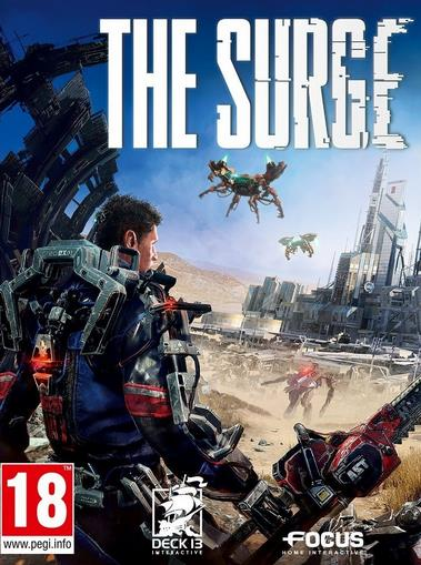 The Surge: Complete Edition [Update + 3 DLC] (2017) PC | RePack торрент