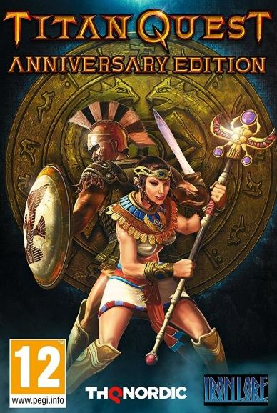 Titan Quest: Anniversary Edition [+ DLC] PC | RePack торрент