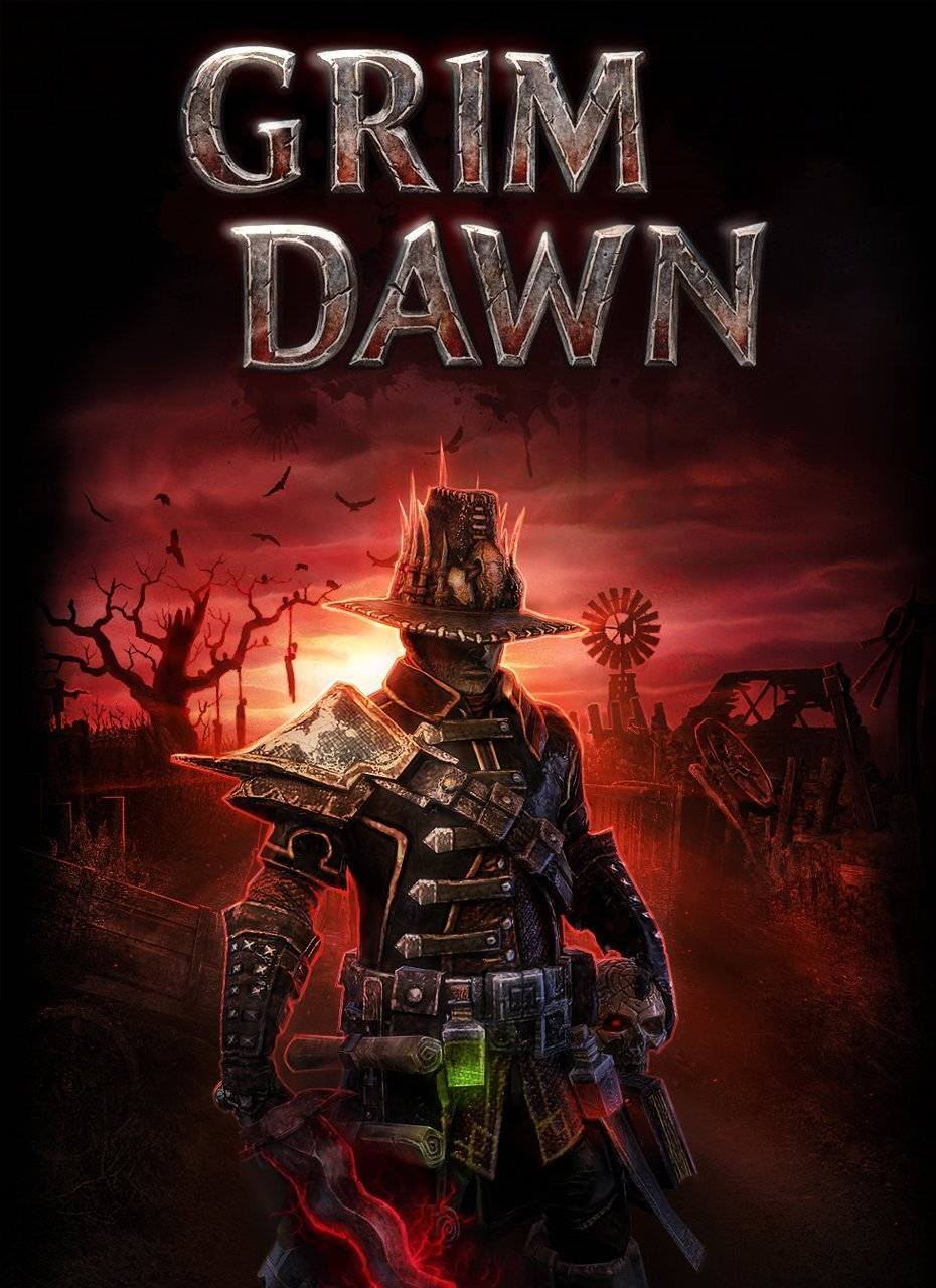 Grim Dawn [v 1.0.5.0 + DLC's] (2016) PC | RePack торрент